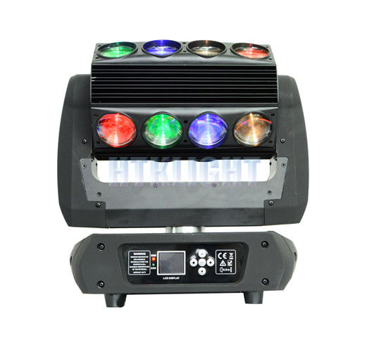 Professional 16x25W Beam Moving Head Light , Rgb Laser Spider Moving Head Light