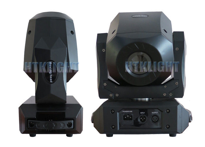 90W Stage Effect Light 0 - 100% Smooth Linear Dimming / Spot Moving Head Light